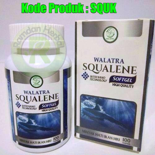 Manfaat Walatra Squalene Softgel