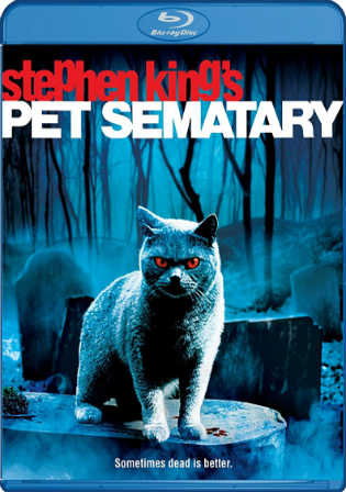 Pet Sematary 1989 BluRay 350MB Hindi Dual Audio 480p Watch Online Full Movie Download bolly4u
