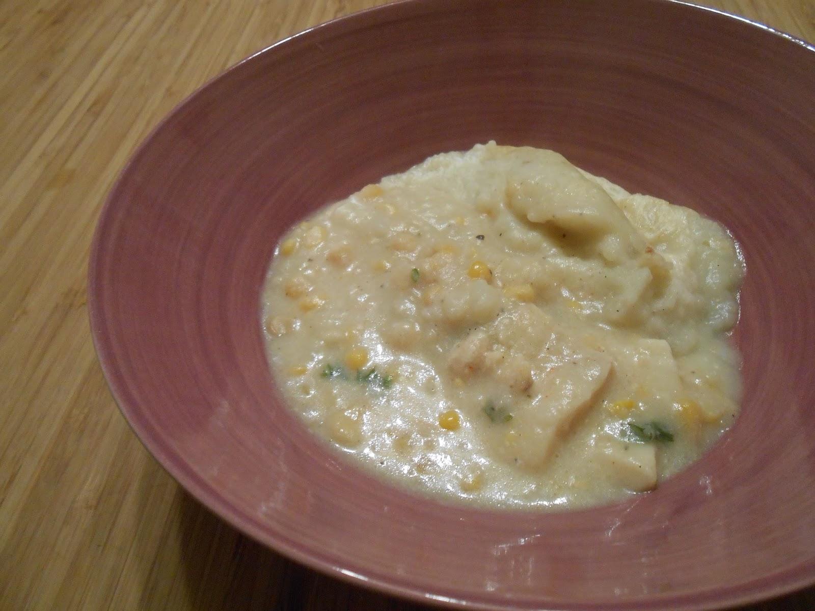 Eat cook and love p t de poisson blanc ma s et pommes - Cuisiner poisson blanc ...