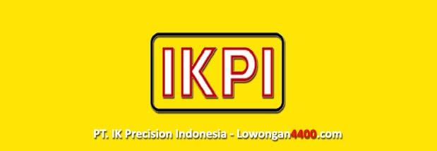 Lowongan Kerja PT. IK Precision Indonesia Jababeka