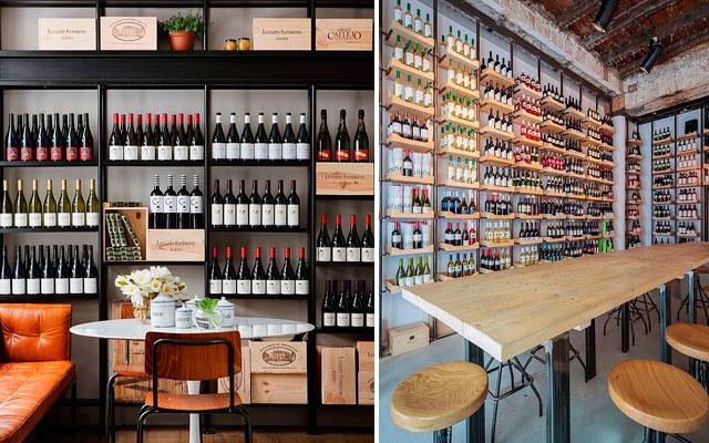 Marzua el dise o interior en las vinotecas gusto y estilo - Como montar una vinoteca ...
