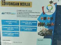 Lowongan Kerja Padang : PT WOM Finance