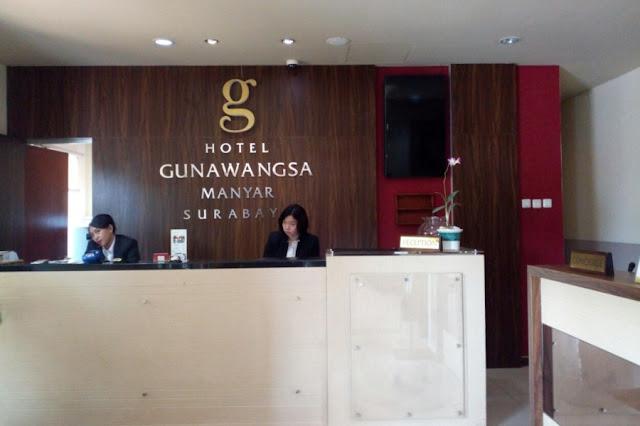 Lowongan Hotel Gunawangsa Manyar Surabaya Desember 2018
