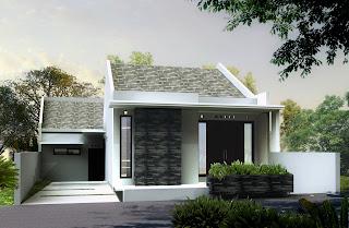 rumah tinggal di cimenyan - jasa desain arsitek rumah minimalis di bandung