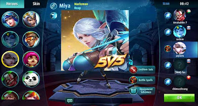Mobile Legends: Bang Bang APK Download for Android on www.DcFile.com