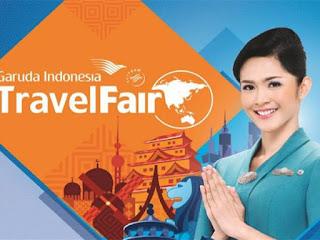 Jadwal Garuda Travel Fair 2016 Terbaru