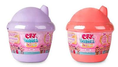 Пупсы, которые плачут Cry Babies Magic Tears