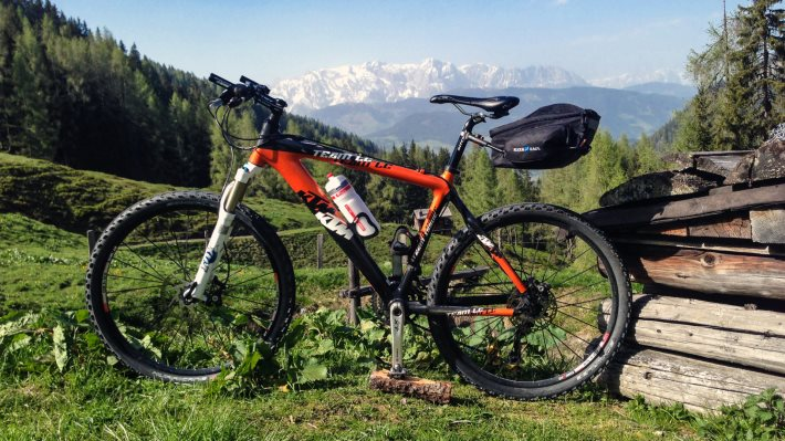 Wallpaper 2: KTM Professional Mountain Bike