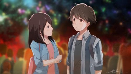 Tsuki ga Kirei (Episode 01-12) English Sub/Dub