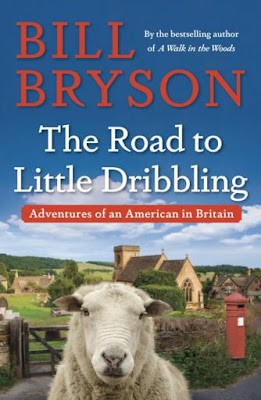 The Road to Little Dribbling by Bill Bryson - book cover
