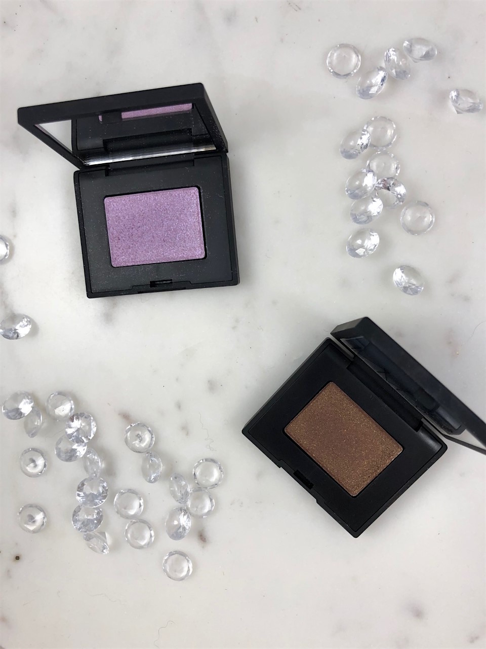 NARS Eye Shadow Collection: A quick review