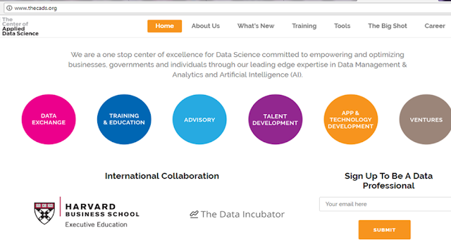 Center Applied Data Science