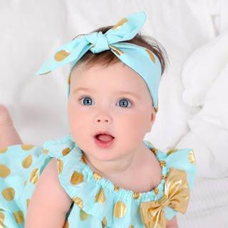 Acessórios de Cabelo Estilosos Para Bebês Meninas