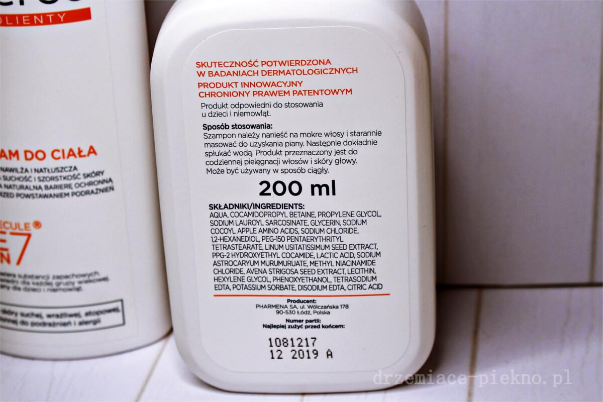 Allerco Szampon Nawilżający oraz Allerco Balsam Do Ciała