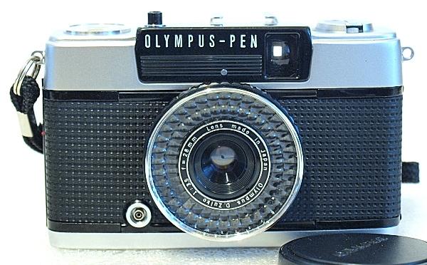 Olympus Pen EE-3 Front