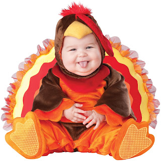 Little Gobbler Infant costume