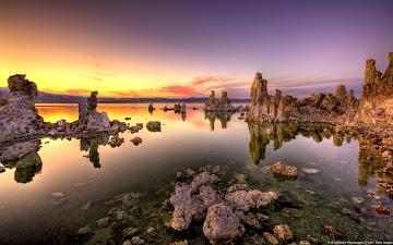 Tufa Formations, Mono Lake (California, U.S.)