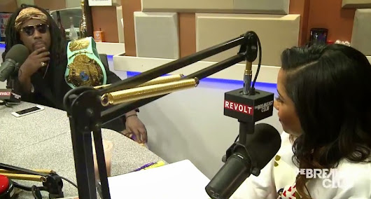 #DMVWhatUp: @Wale Interview with the Breakfast Club [Video+Listen2Album]
