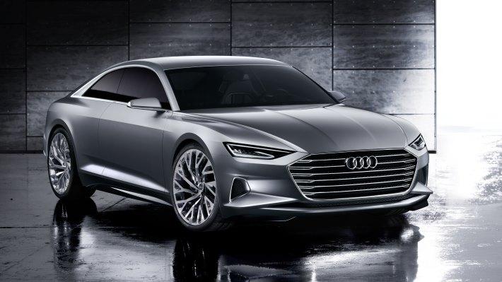 Wallpaper 2: Audi Prologue concept