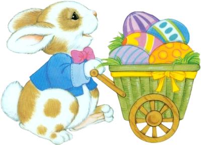 semana santa el conejo de pascua