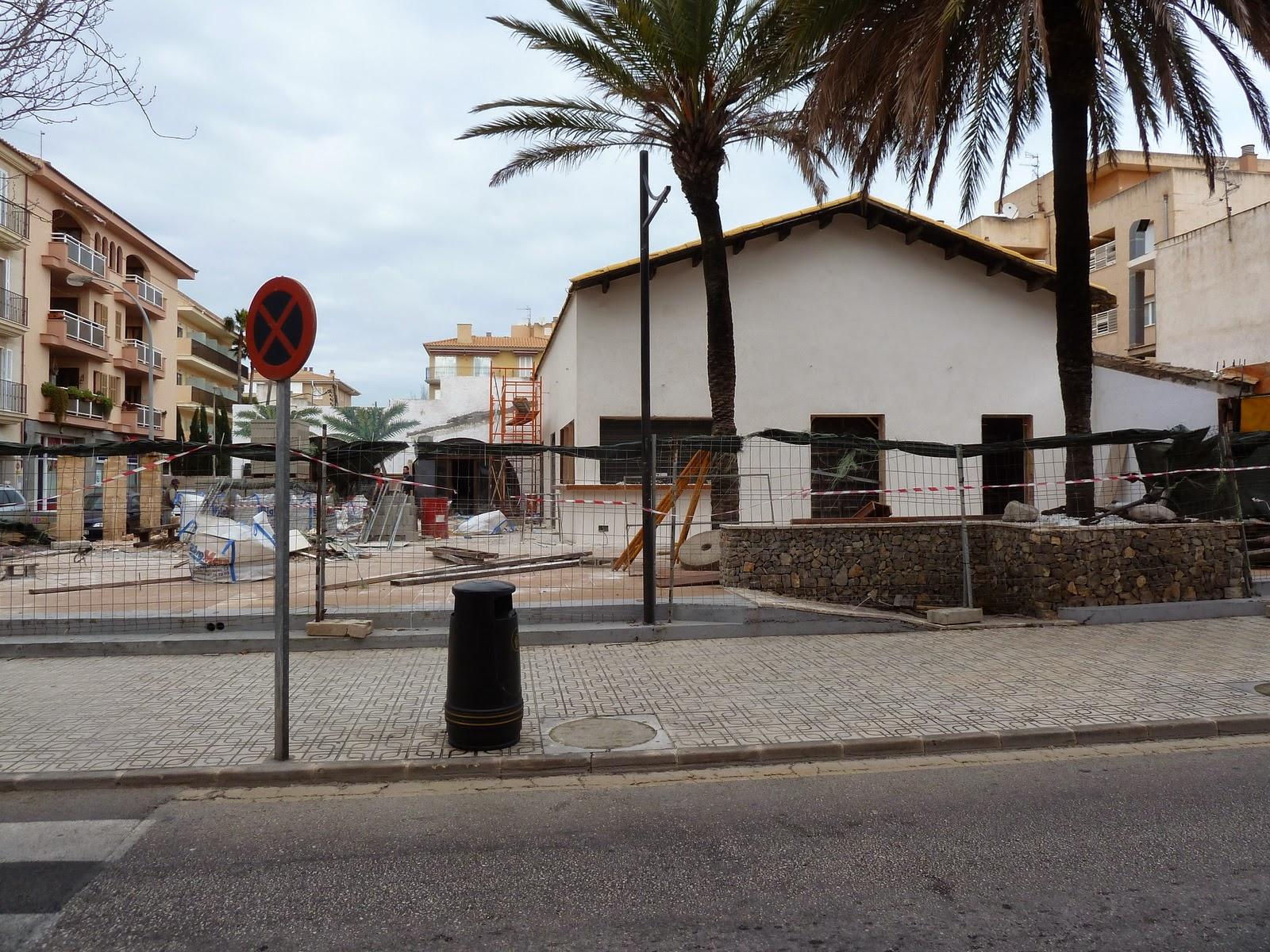 220 Berwintern Auf Mallorca Cala Ratjada Was Tut Sich Auf