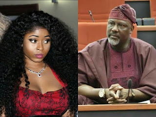 Deola Adeyemi and Dino Melaye