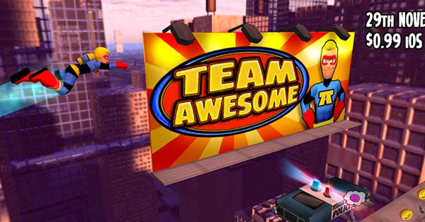 Review: Team Awesome (iPhone/iPad) - Digitally Downloaded