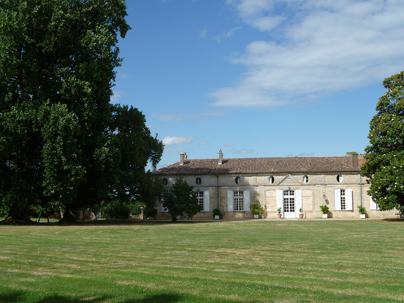Peonies and Orange Blossoms: French Style Houses Part 1