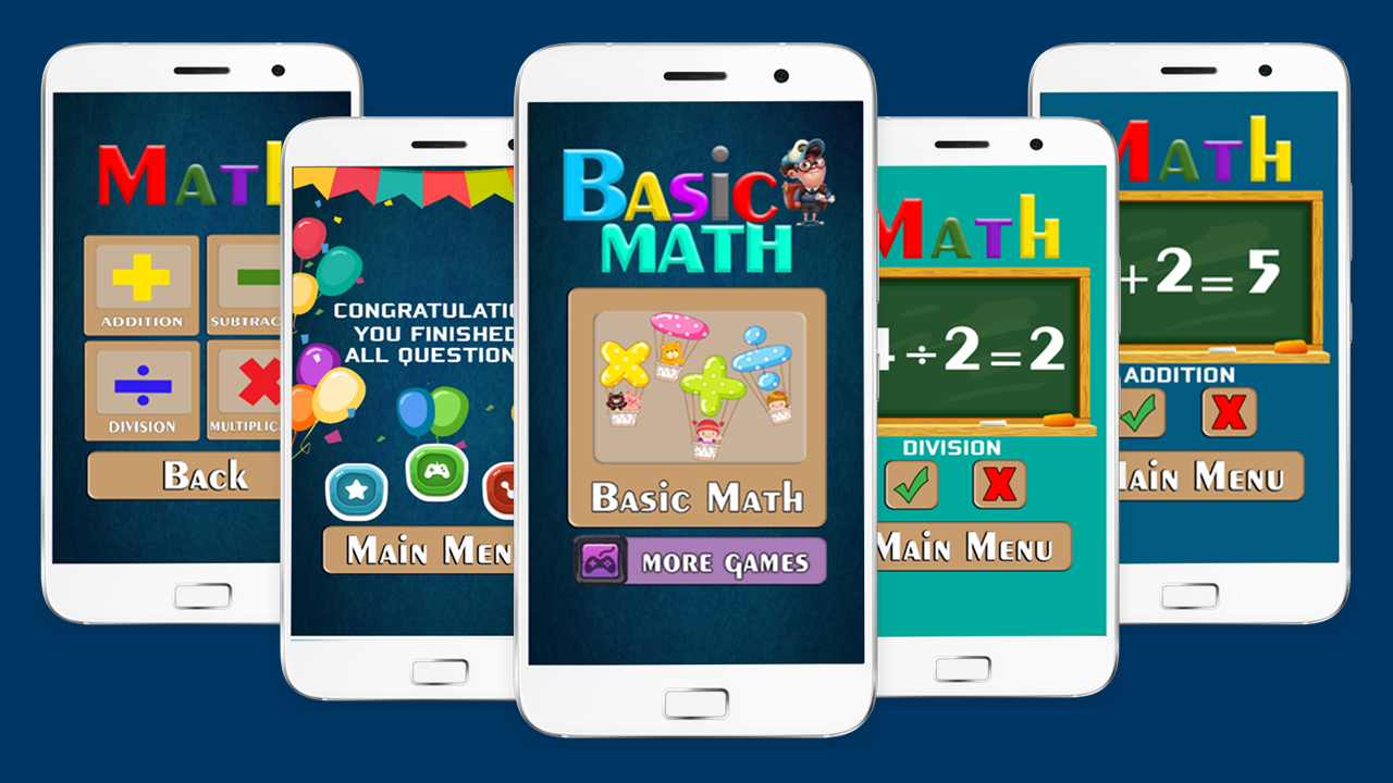 Educational Bundle 3 Games - Buildbox Projects + Android Studio + Admob - 2