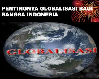 DAMPAK GLOBALISASI TERHADAP PERIKANAN DI INDONESIA