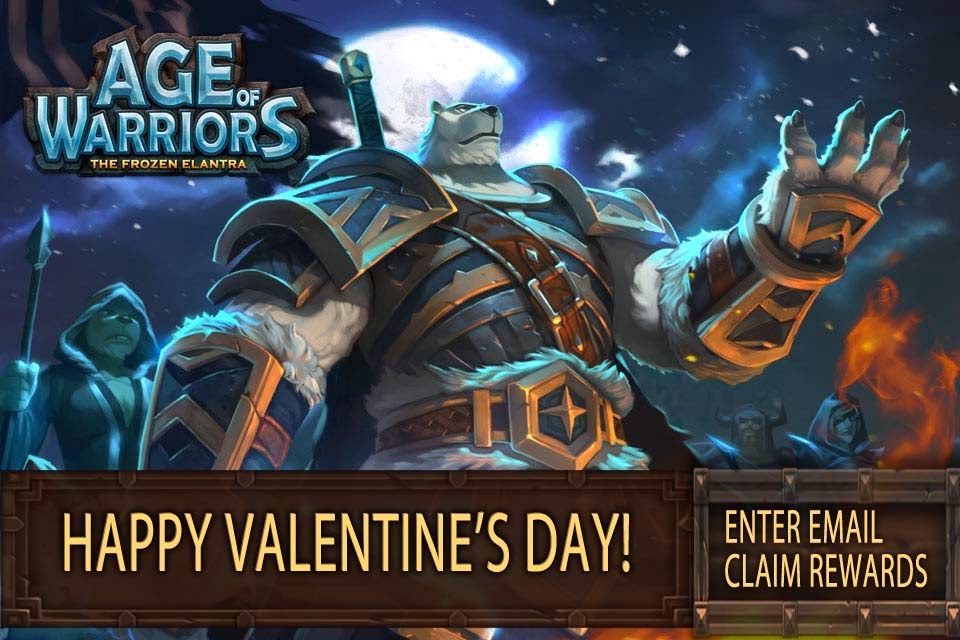 Age+of+Warriors+Closed+Beta+Gift+pack+Giveaway+for+Celebrating+Valentine%E2%80%99s+Day - Golden Giveaway