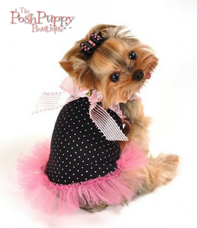 PINK BOW TULLE DRESS