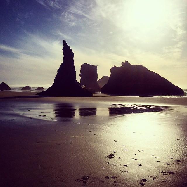 Exploring The Oregon Coast