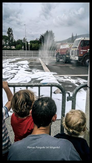journée sapeur pompier