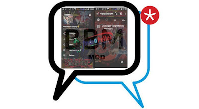 BBM MOD Yu Gi Oh! v2.13.1.14 APK Terbaru Gratis