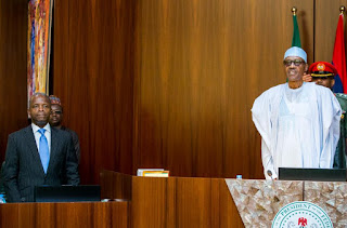News: Buhari - What President told state governors about non-payment of salaries