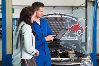 Los beneficios de la recepción activa en el taller de vehículos