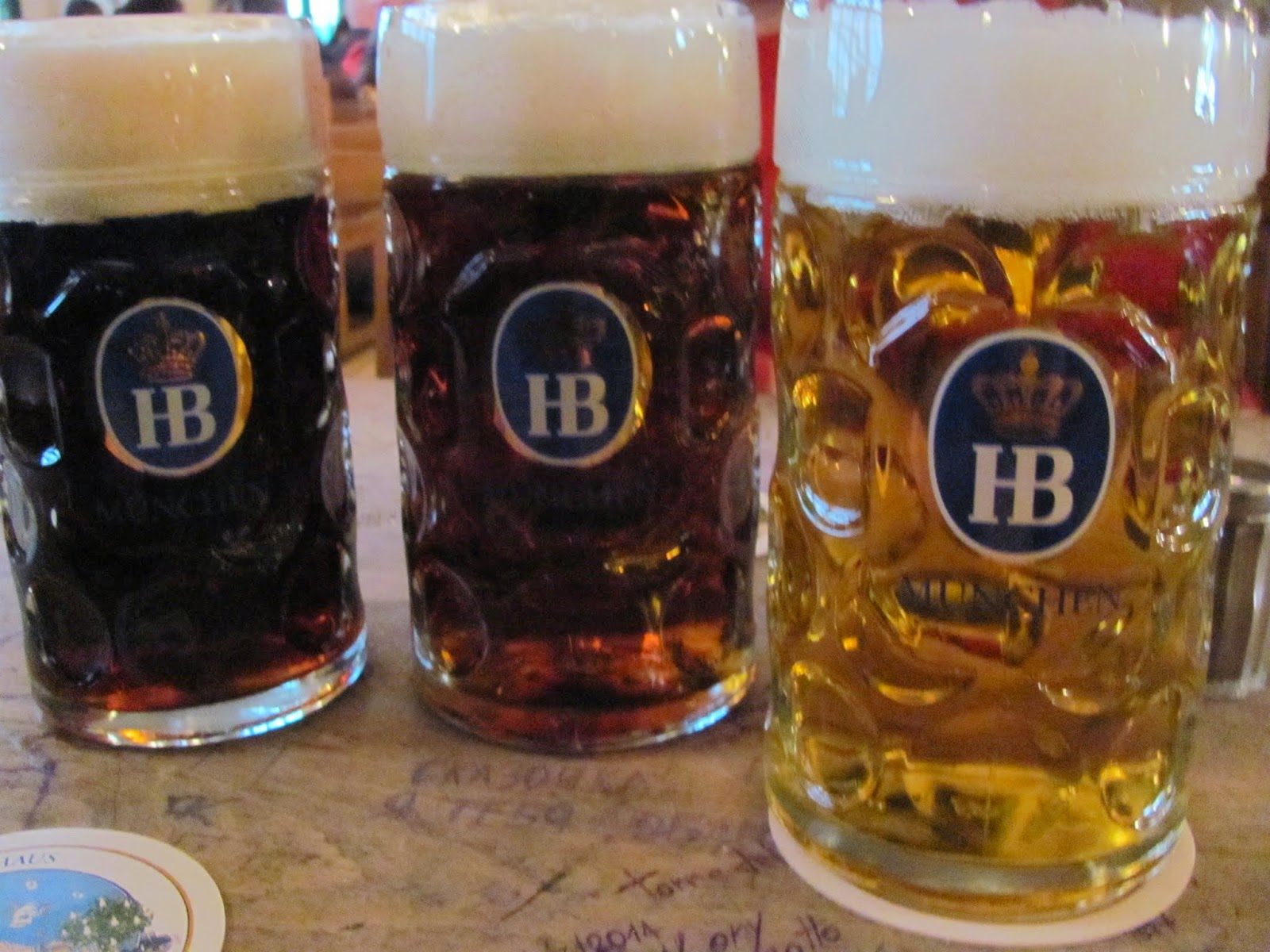 the narcissistic expat diaries from iowa to ireland hofbrauhaus beer hall munich. Black Bedroom Furniture Sets. Home Design Ideas