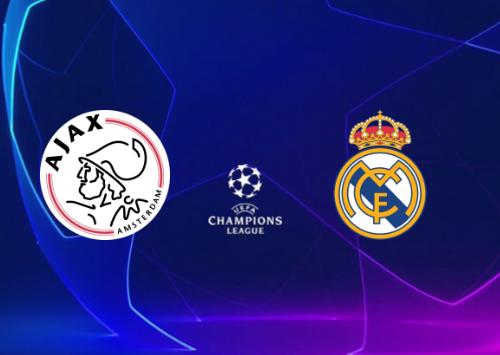 Ajax vs Real Madrid Full Match & Highlights 13 February 2019