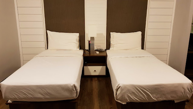 Hyeon Travel Journal; Pulau Perhentian Resort; Superior Classic (Double Bed)