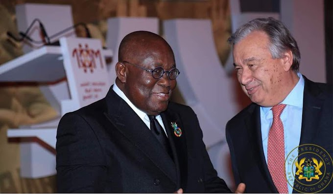 UNICEF Executive Director Commends President Akufo-Addo For Free SHS