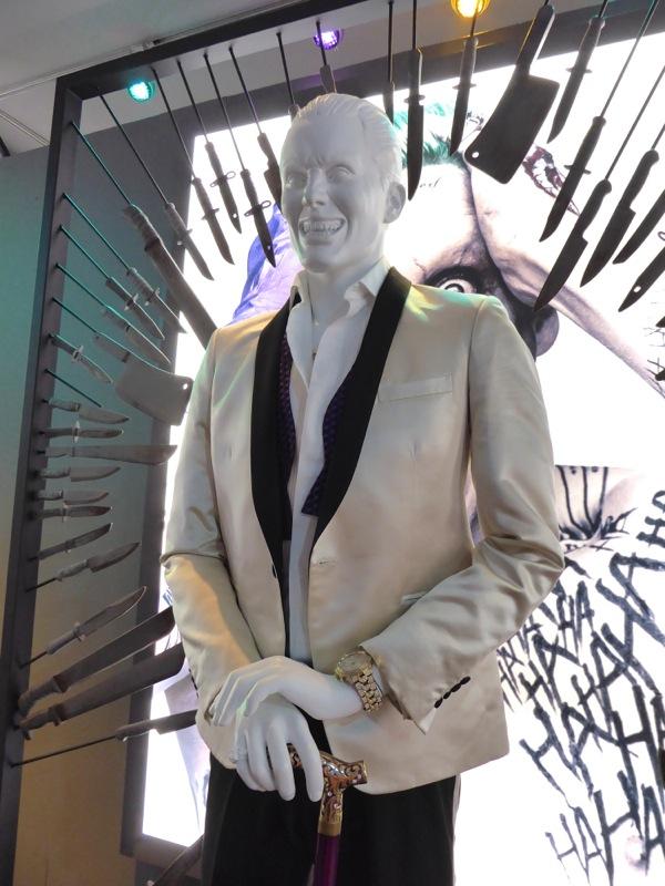 Jared Leto Joker tuxedo costume Suicide Squad