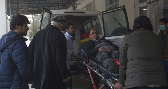 Report: At Least 29 Dead After Attack at Afghan Government Building