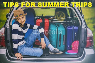 Tips and Ideas for Holidays and vacation trip