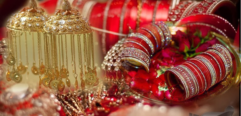 Wedding Chura and Bangles