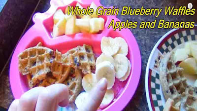 Healthy Meals and Snacks for Toddlers