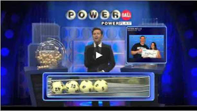Powerball Lottery draw results