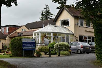 Oaklands Care Home, near York, where Annie Barritt, 91, suffered severe hypotermia in 2012
