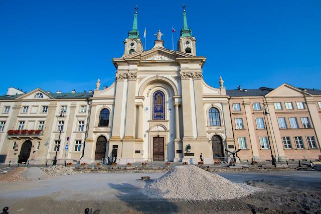 Cattedrale del campo dell'esercito polacco-Varsavia