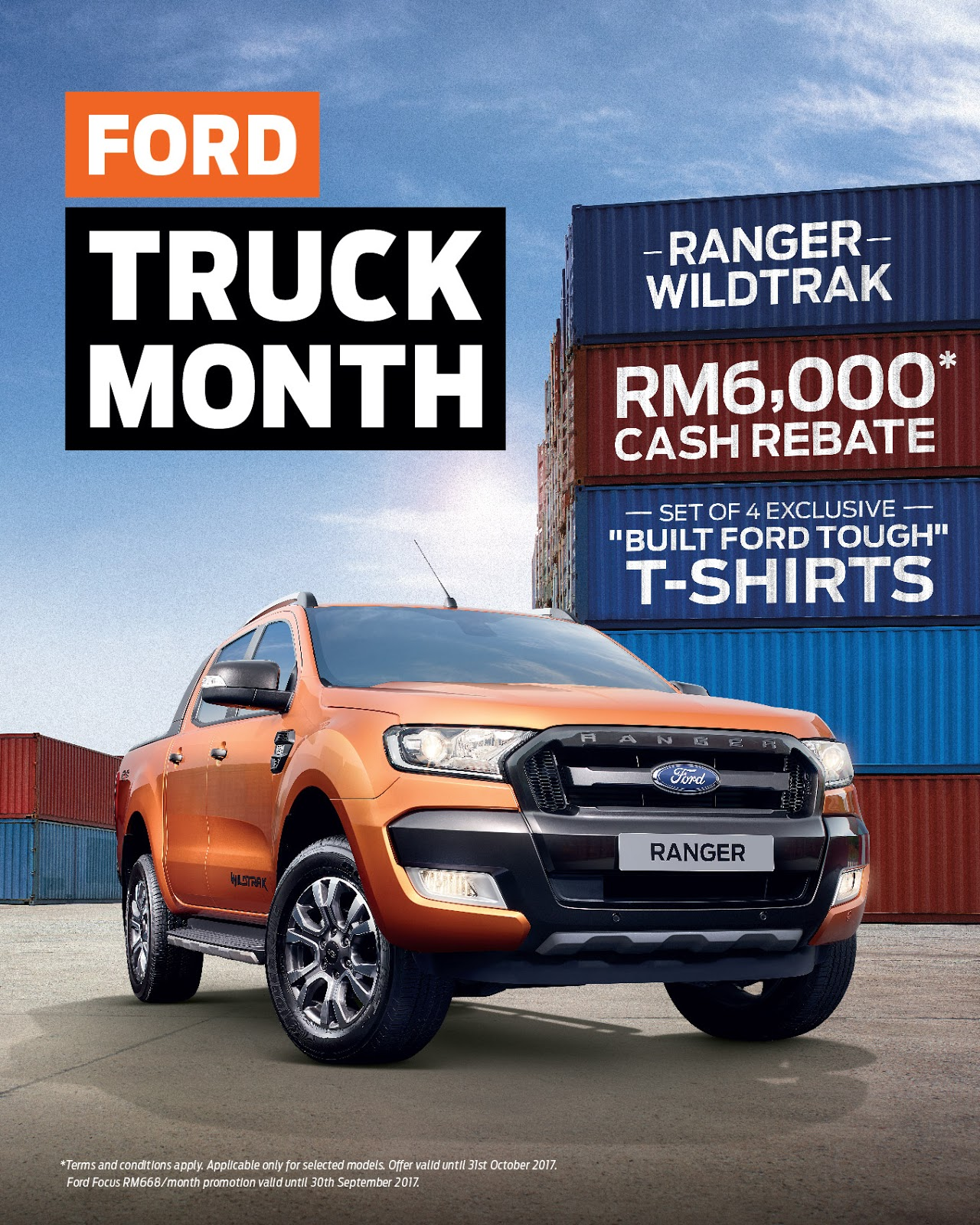 Ford Truck Dealership: Motoring-Malaysia: Offers & Promotions: FORD TRUCK MONTH